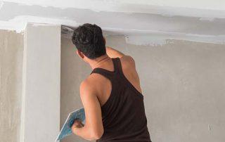 Stucwerk repareren